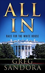 Get this Excellent Political Thriller + Romance for $1!